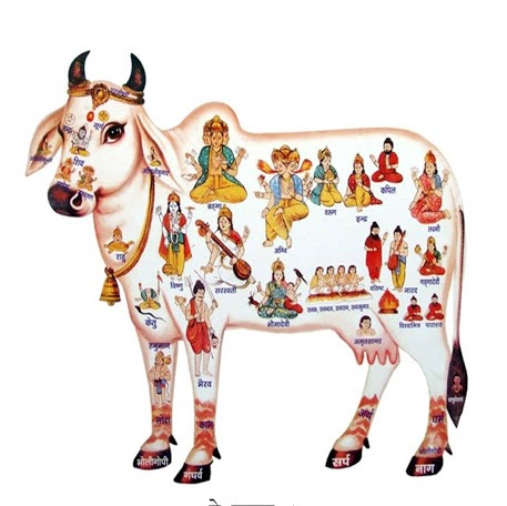 Cow Gau Mata images for free download